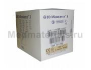 BD Microlance Игла инъекционная одноразовая стерильная 19G (1,1 x 25)
