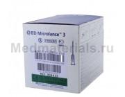 BD Microlance Игла инъекционная одноразовая стерильная 21G (0,8 x 40 мм)