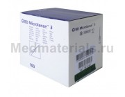 BD Microlance Игла инъекционная одноразовая стерильная 21G (0,8 x 50 мм)