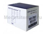 BD Microlance Игла инъекционная одноразовая стерильная 22G (0,7 x 40 мм)