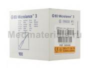 BD Microlance Игла инъекционная одноразовая стерильная 25G (0,5 x 25 мм)