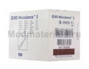 BD Microlance Игла инъекционная одноразовая стерильная 26G (0,45 х 13 мм)