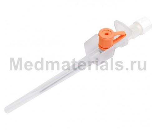 KDM KD-Fix Катетер внутривенный 14G (2,1 х 45 мм)