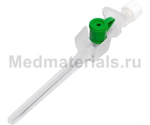 KDM KD-Fix Катетер внутривенный 18G (1,3 х 45 мм)