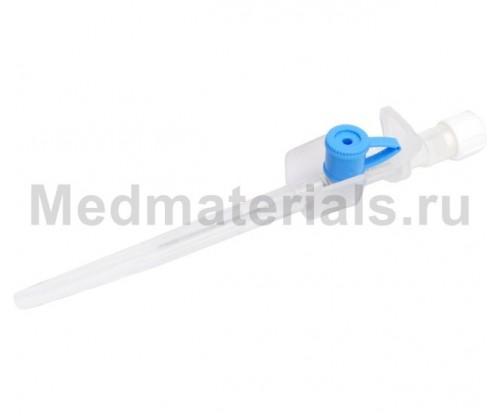 KDM KD-Fix Катетер внутривенный 22G (0,9 х 25 мм)
