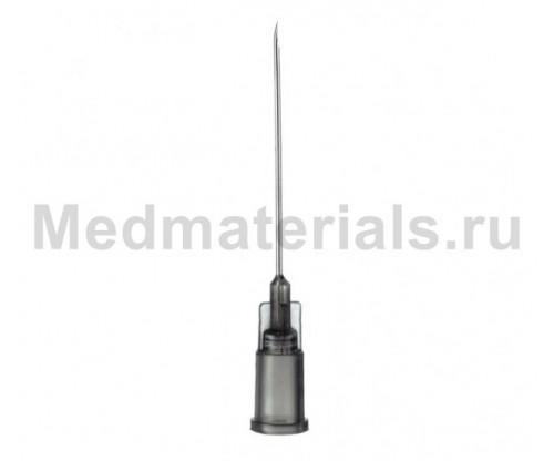 B.Braun Surecan Игла Губера прямая 22G (0,7 х 30 мм)