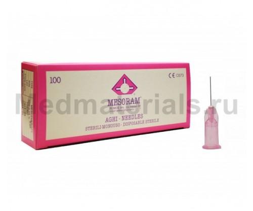 Mesoram RI.MOS Игла для микроинъекций 32G (0,23 х 12 мм)