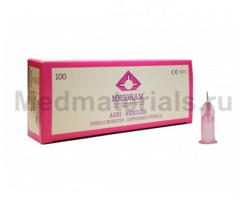 Mesoram RI.MOS Игла для микроинъекций 32G (0,23 х 4 мм)