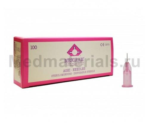 Mesoram RI.MOS Игла для микроинъекций 32G (0,23 х 6 мм)