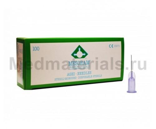 Mesoram RI.MOS Игла для микроинъекций 30G (0,30 х 13 мм)