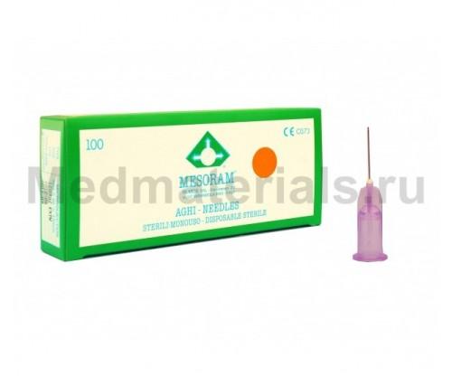 Mesoram RI.MOS Игла для микроинъекций 30G (0,30 х 13 мм) тонкая стенка