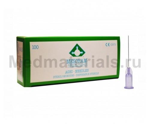 Mesoram RI.MOS Игла для микроинъекций 30G (0,30 х 25 мм)