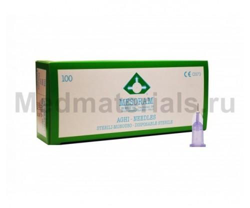 Mesoram RI.MOS Игла для микроинъекций 30G (0,30 х 4 мм)