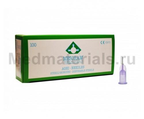 Mesoram RI.MOS Игла для микроинъекций 30G (0,30 х 6 мм)