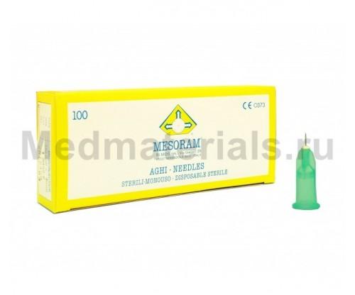 Mesoram RI.MOS Игла для микроинъекций 33G (0,20 х 4 мм)