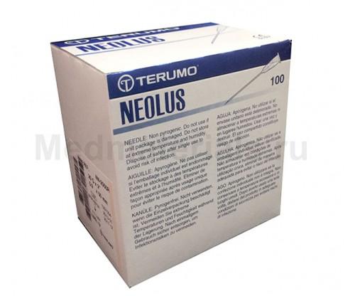 Terumo Neolus Игла инъекционная одноразовая стерильная 20G (0,9 х 50 мм)