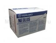 Terumo Neolus Игла инъекционная одноразовая стерильная 26G (0,45 х 12 мм)