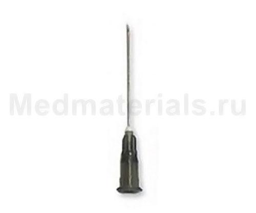 Vogt Medical Игла инъекционная одноразовая стерильная 22G (0.7 x 40 мм)